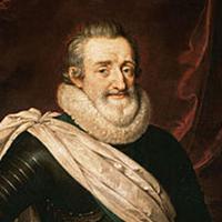 ブルボン朝初代フランス国王 アンリ4世