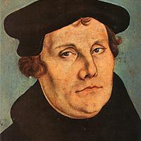宗教家 マルティン・ルター